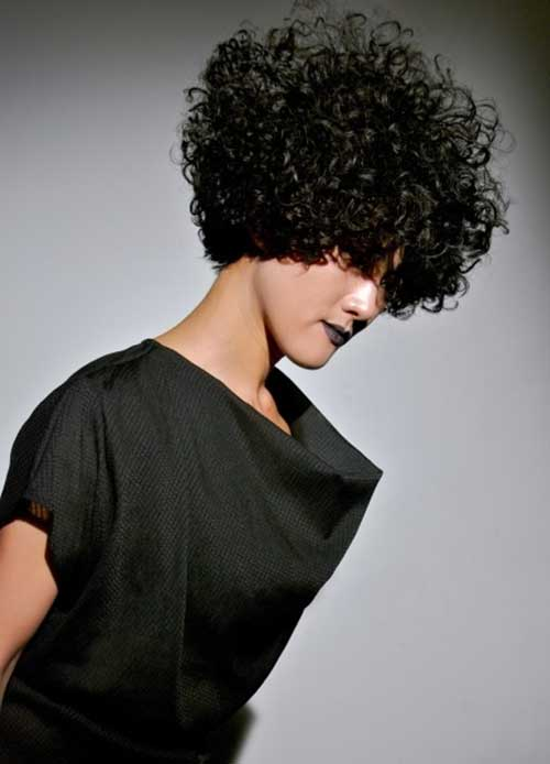Different Short Afro Hairstyles for Black Women