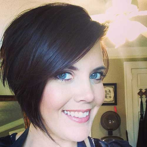 Everyday Asymmetrical Hairstyles for Short Hair