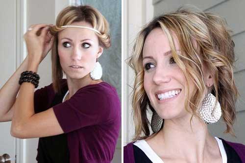 Best Fun Hair for Short Hairstyles