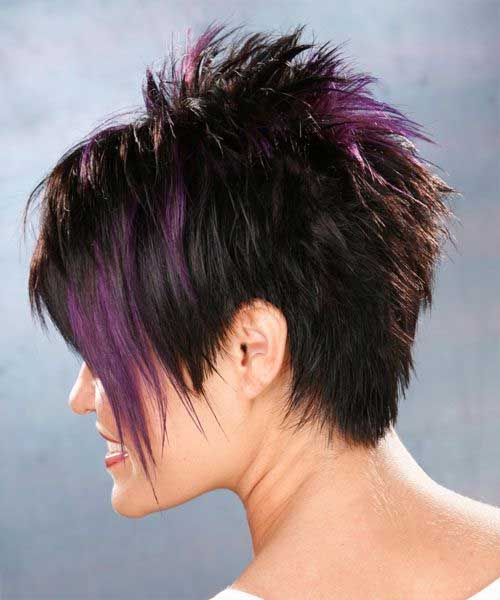 Fun Spiky Pixie Hairstyles
