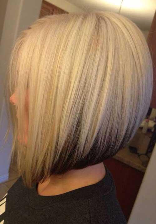 Blonde Hairstyle Short Hair 2014
