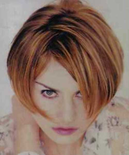 Inverted Bob Cut Hair Pictures