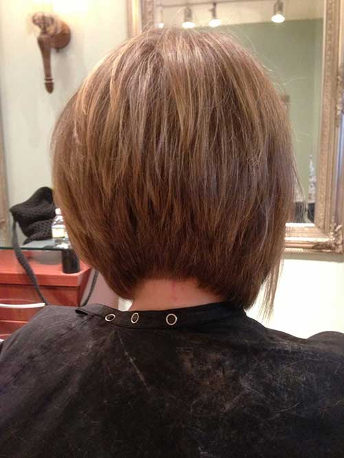 Inverted Bob Hair Pictures