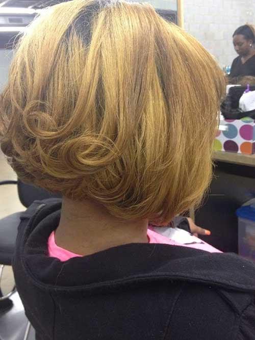 Inverted Bob Haircuts The Best Short Hairstyles For