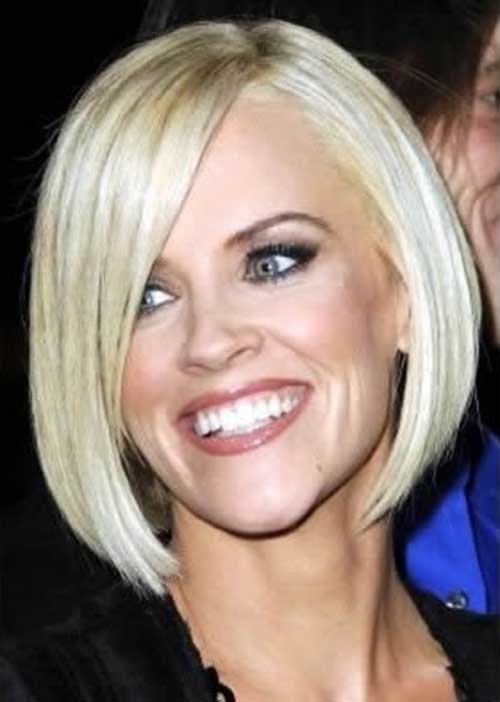 Inverted Platinum Bob Haircuts 2014-2015