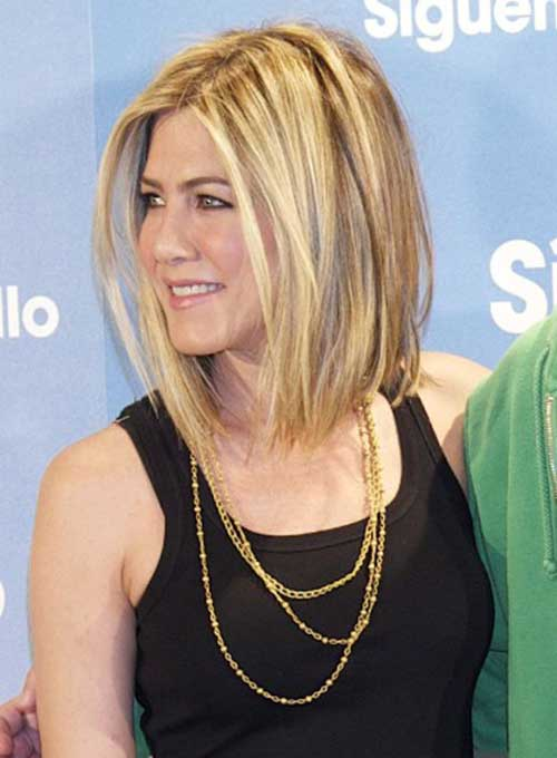 Jennifer Aniston Hair Long Bob