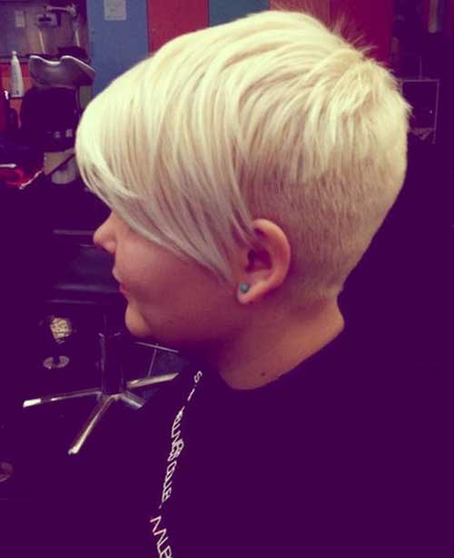Long Pixie Haircuts for 2015