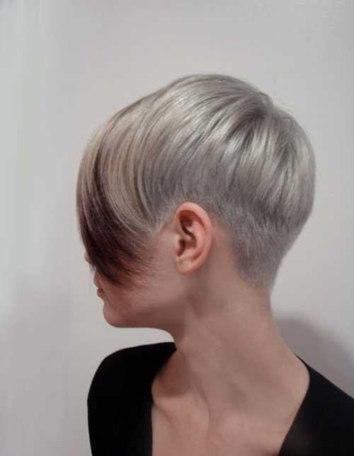 Long Pixie Haircuts for Fine Hair