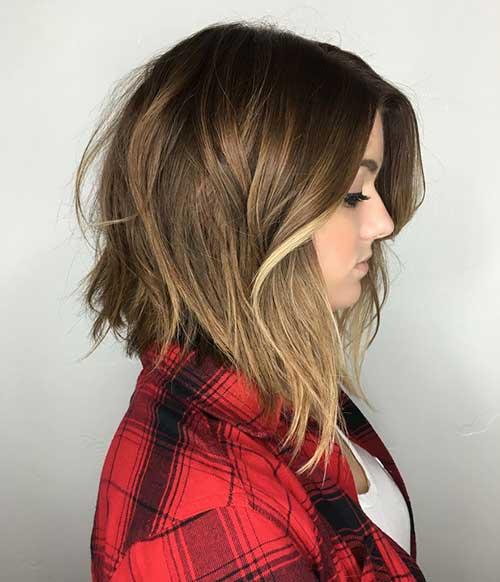 Medium To Short Haircuts