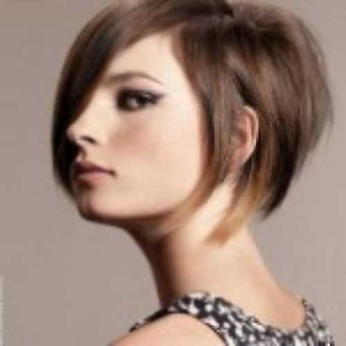 Modern Short Hairstyles for Thick Hair Types