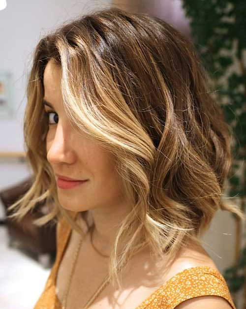 20 Long Bob Ombre Hair | The Best Short Hairstyles for Women 2016
