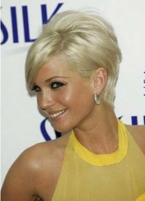 Pixie Cuts for Thin Short Hair