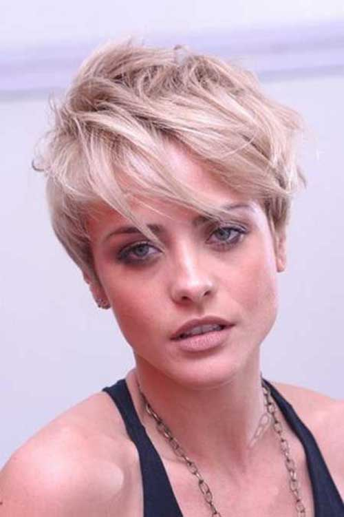 Pixie Cut for Girls