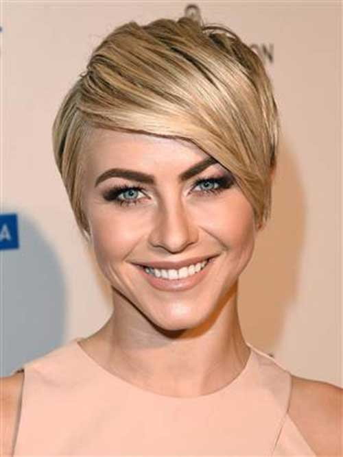 Pixie Hair for Heart Shaped Faces