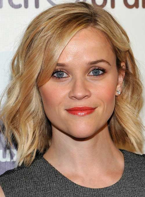 Reese Witherspoon Bob Hair 2015