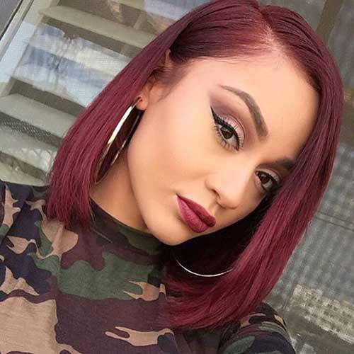 Short Black Girl Hairstyles