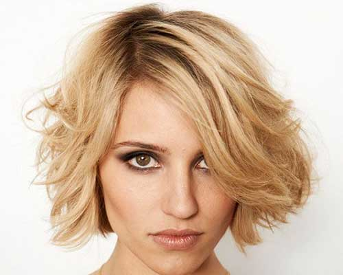 Short Haircuts For Fine Wavy Hair