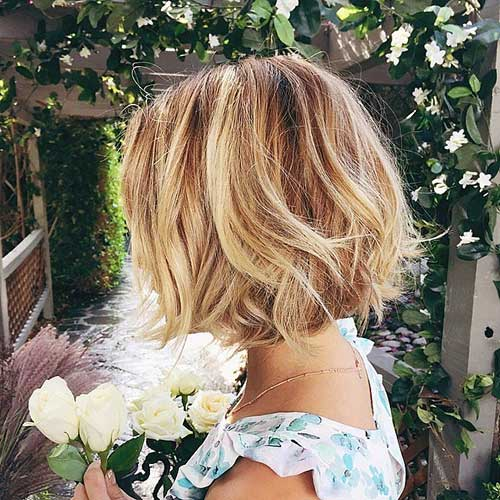 Best Short Colored Hair