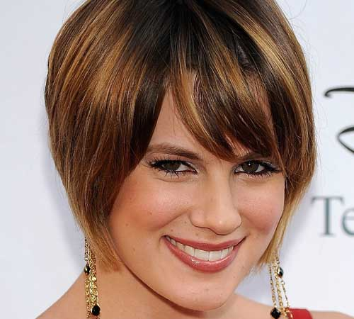 Short Cut Hairstyles for Thick Hair Type