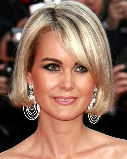 Short Cute Hairstyles for Thick Straight Hair Type