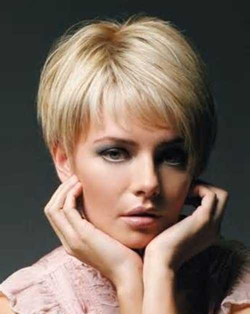Short Hair Blonde Cute and Easy Ideas