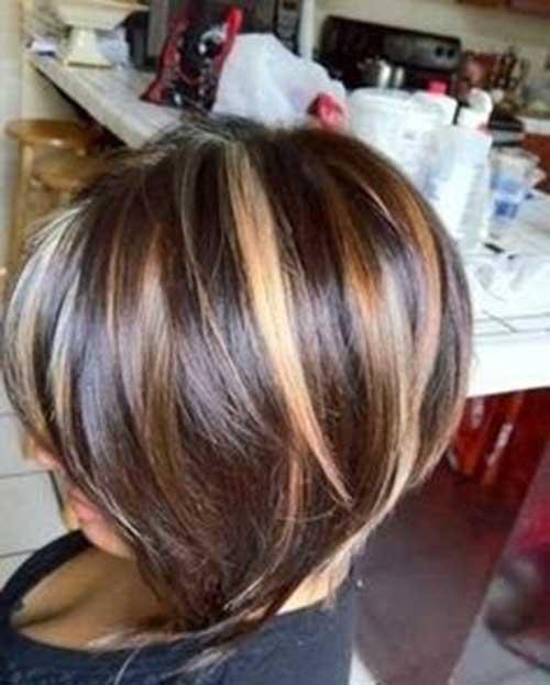 Short Caramel Hair Colors 2014