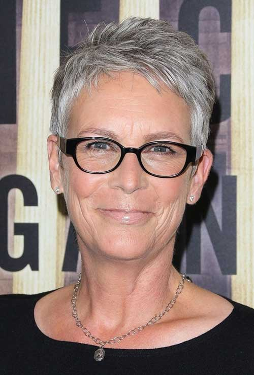 Short Pixie Hair Cuts for Women Over 50
