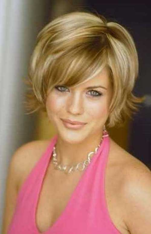 Short Haircut for Women Style 2014