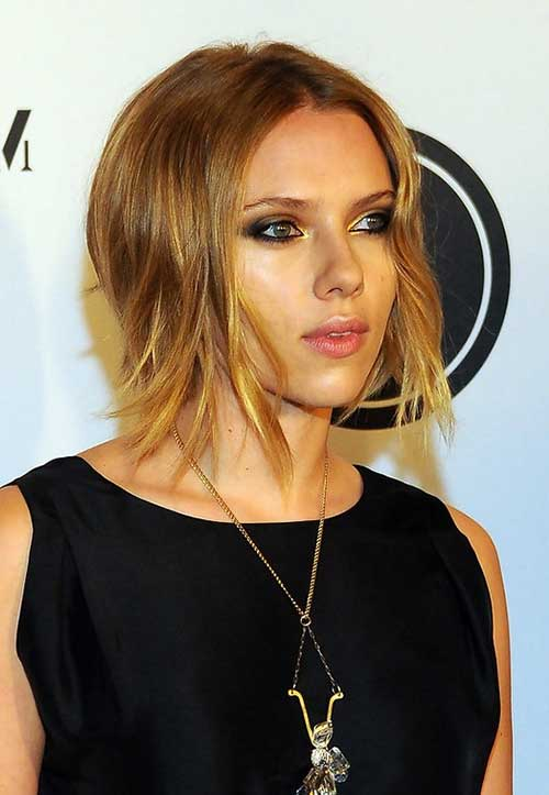 Best Short Haircuts for Fine Wavy Hair