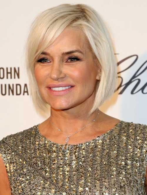 Short Hair Cuts For Women Over 50 | The Best Short
