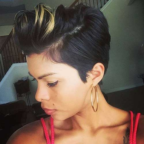 Short Hairstyles for Black Girls