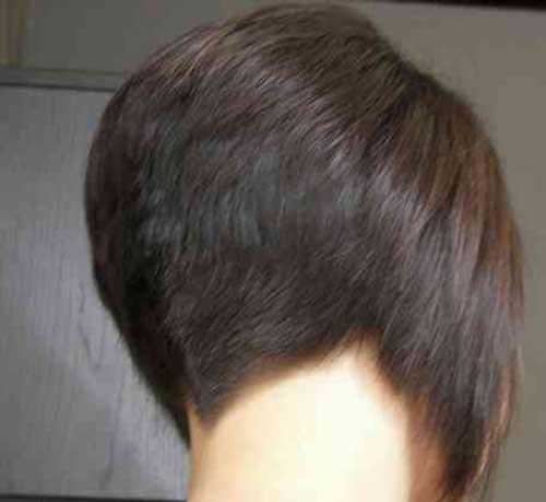 Short Inverted Bob Hair Pictures