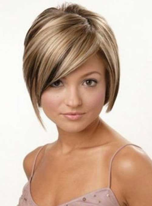 Short Layered Hairstyles for Thick Hair Ideas