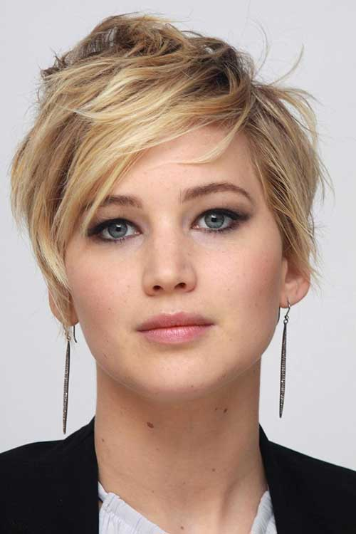 Short Layered Pixie Hair Ideas for 2014