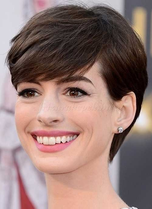Short Pixie Cut Hairstyles 2014