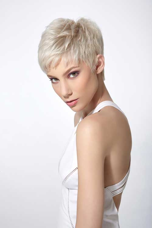 Short Pixie Hair for Fine Hairstyles