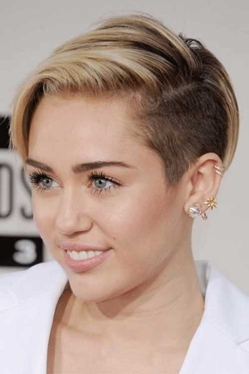 Short Shaved Pixie Hair Cuts for 2015