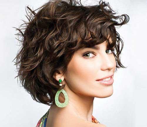 Short Wavy Hair Idea for 2015