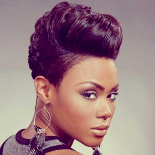 Short Weave Hairstyles Black Women Best