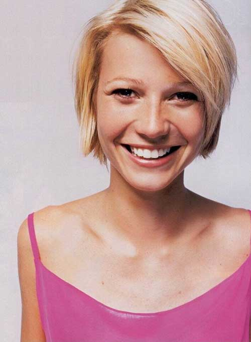Simple and Cute Trendy Short Straight Bob Hair