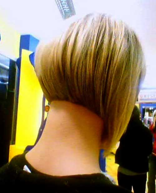 Best Stacked Bob Haircuts Back View