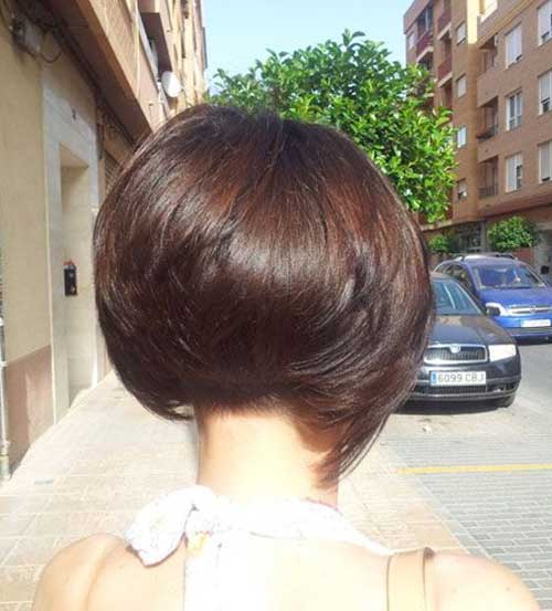 Straight Bob Cut for Thick Hair Type