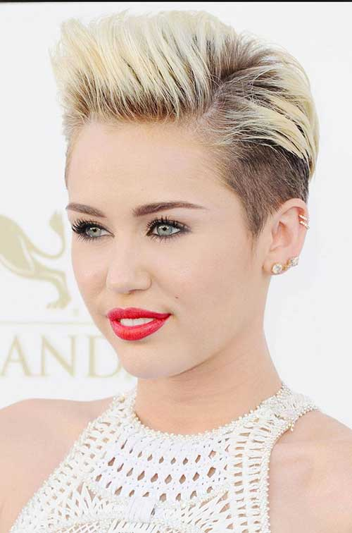 Trendy Pixie Cuts for Girls