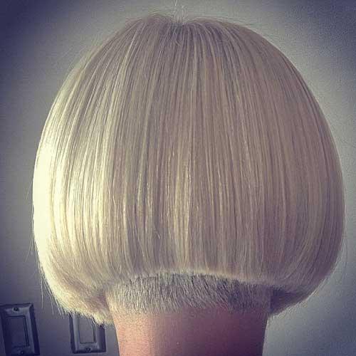 Undercut Bob Haircuts Style