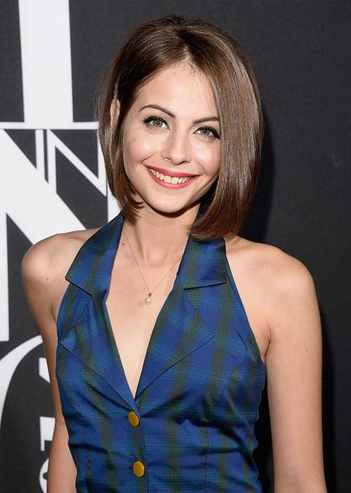 Womens Straight Short Haircuts 2014