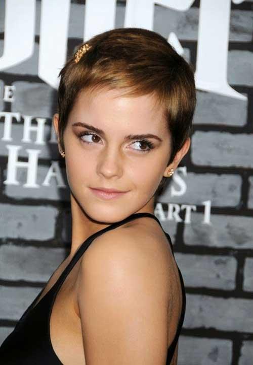 Short Pixie Haircuts for Women Fine Hair