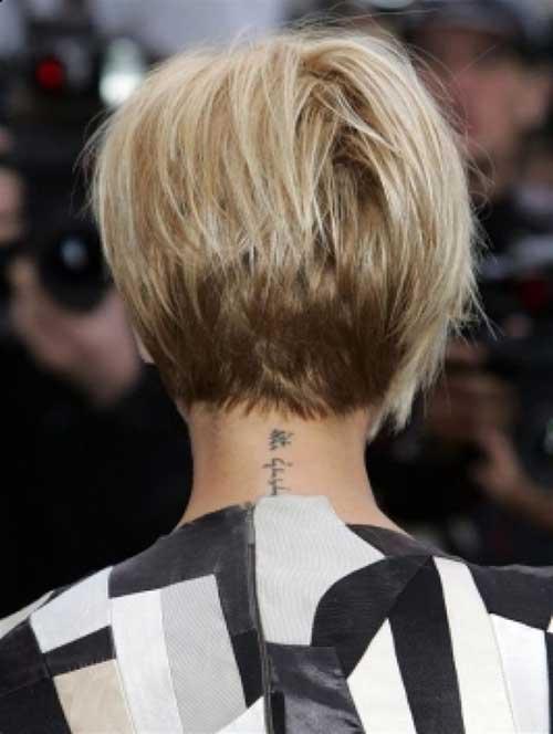 Pixie Haircut Back View-11