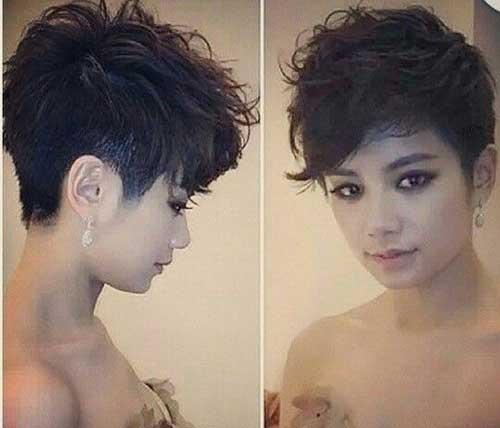 Cute Short Hair Styles-11