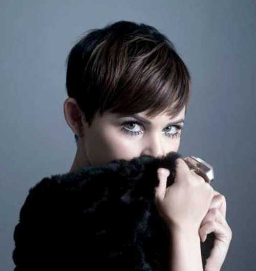 Short Haircuts for Teenage Girls-13