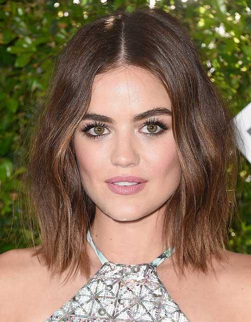 Celebrity Short Hairstyles 2016 14